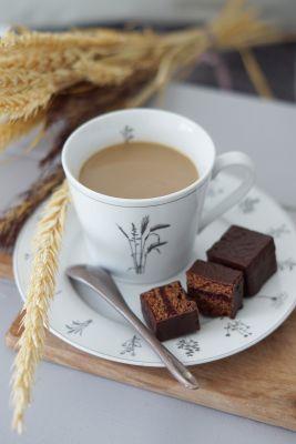 Krasilnikoff Happy Cup, Tasse, Wheat (Weizen)