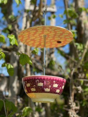 RICE Melamin Vogelbad, homebliss Style, verschiedene Motive