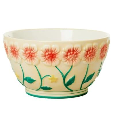 RICE Keramik Schale, Ceramic Bowl, Cream