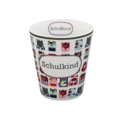 Krasilnikoff Happy Mug Schulkind