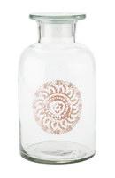 Lisbeth Dahl Apothekerglas mit Deckel (Medium)